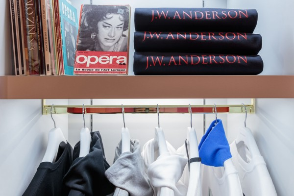 J W Anderso Workshops opens in shoreditch