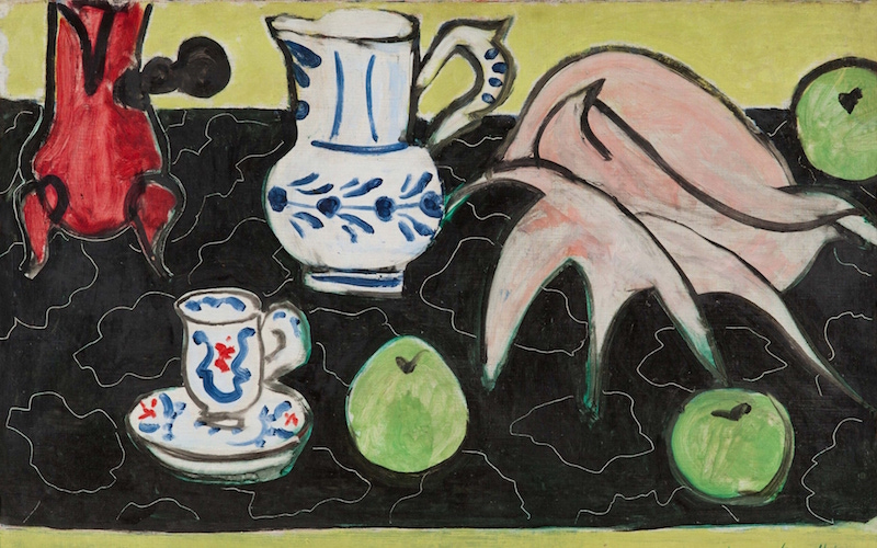 Matisse in the studio Royal Academy exhibition