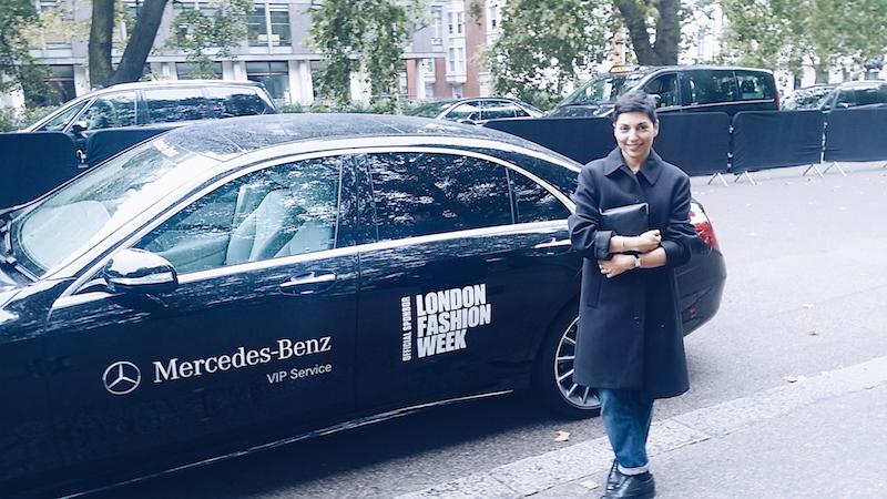 Mercedes-Benz at LFW