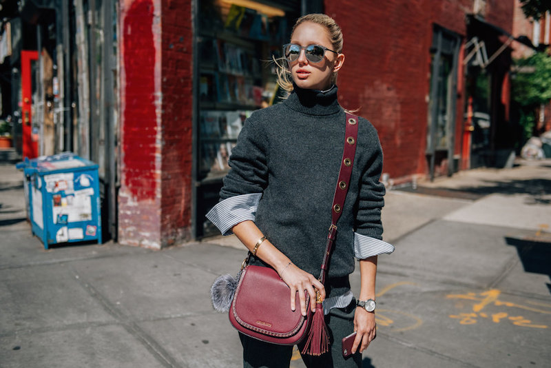 michael kors campaign by tommy ton princess olympia of greece