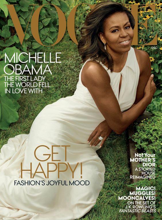 Ikram Goldman on Michelle Obama
