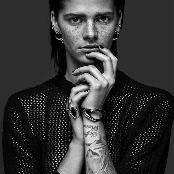 jewellery by Minas Spiridis