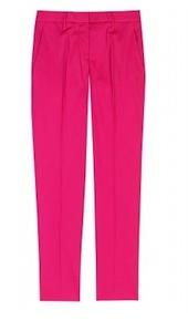 Miu Miu pink trousers ss12 jpg