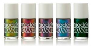 Models Own nails