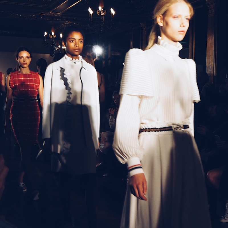 Mother Of Pearl Ss16