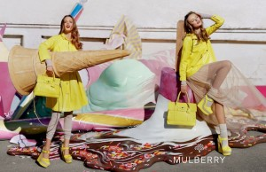 Mulberry ss12 campaign 2