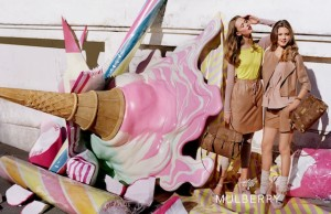 Mulberry ss12 campaign 5