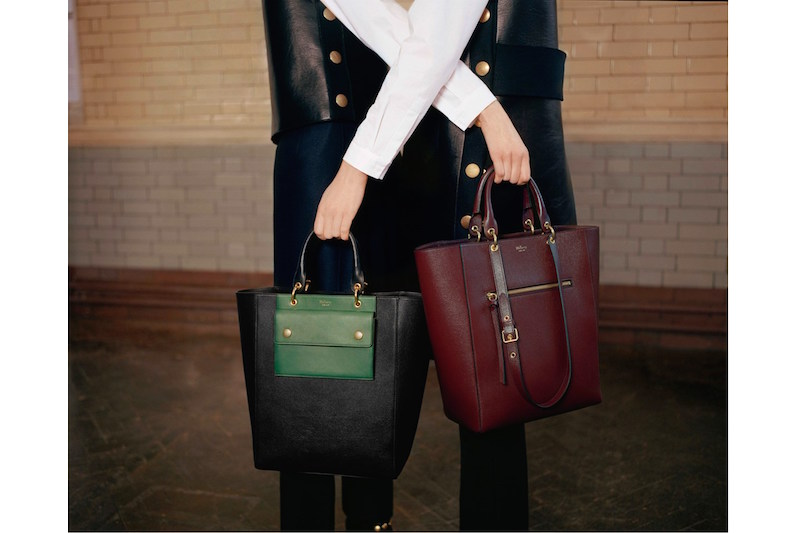 Mulberry Maple bag
