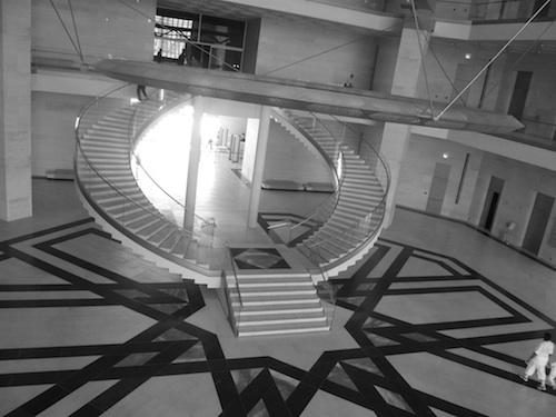 Museum of Islamic Art by Jean-Michel Wilmotte