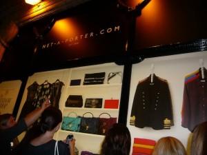 Netaporter Fashion's Night Out