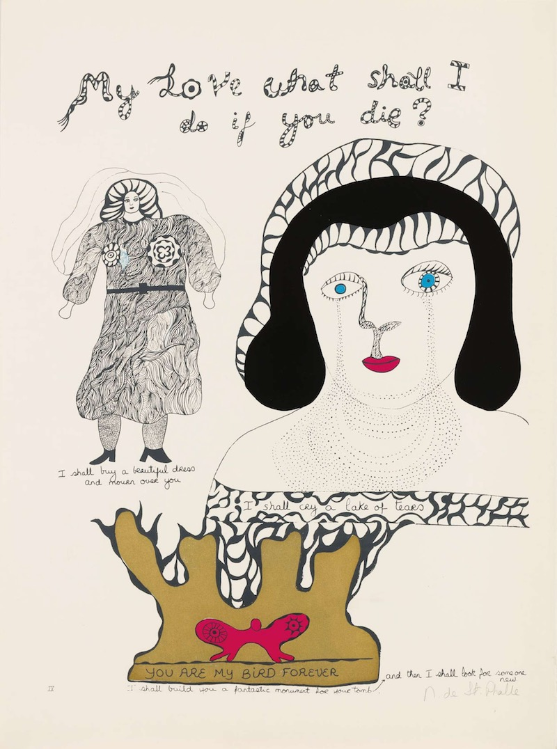 Niki de Saint Phalle Joy Revolution
