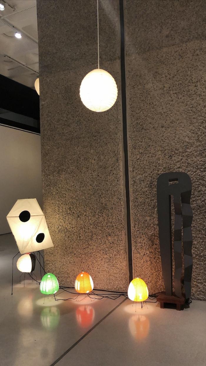 Noguchi exhibition at The Barbican