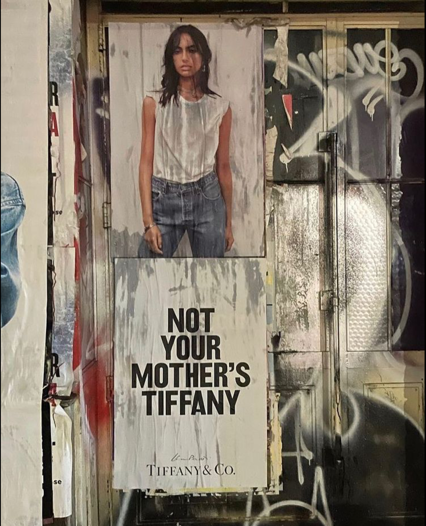 Not Your Mother's Tiffany Campaign