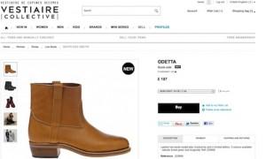 Odetta boots