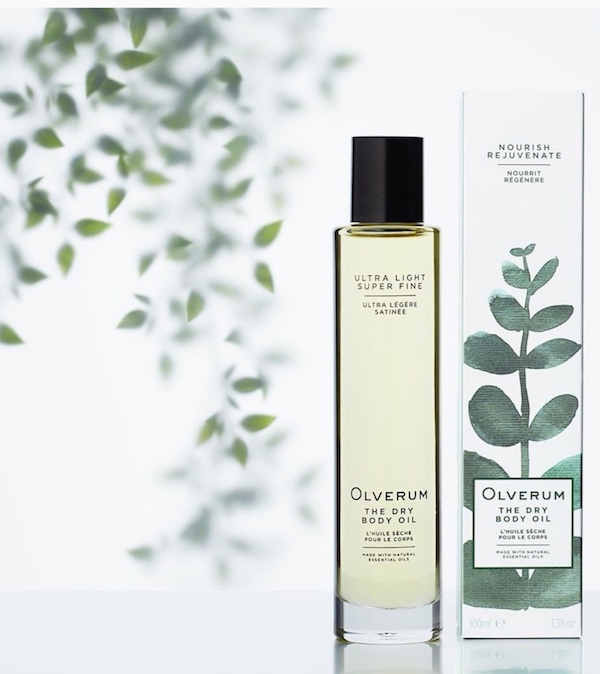 Olverum Dry Body Oil