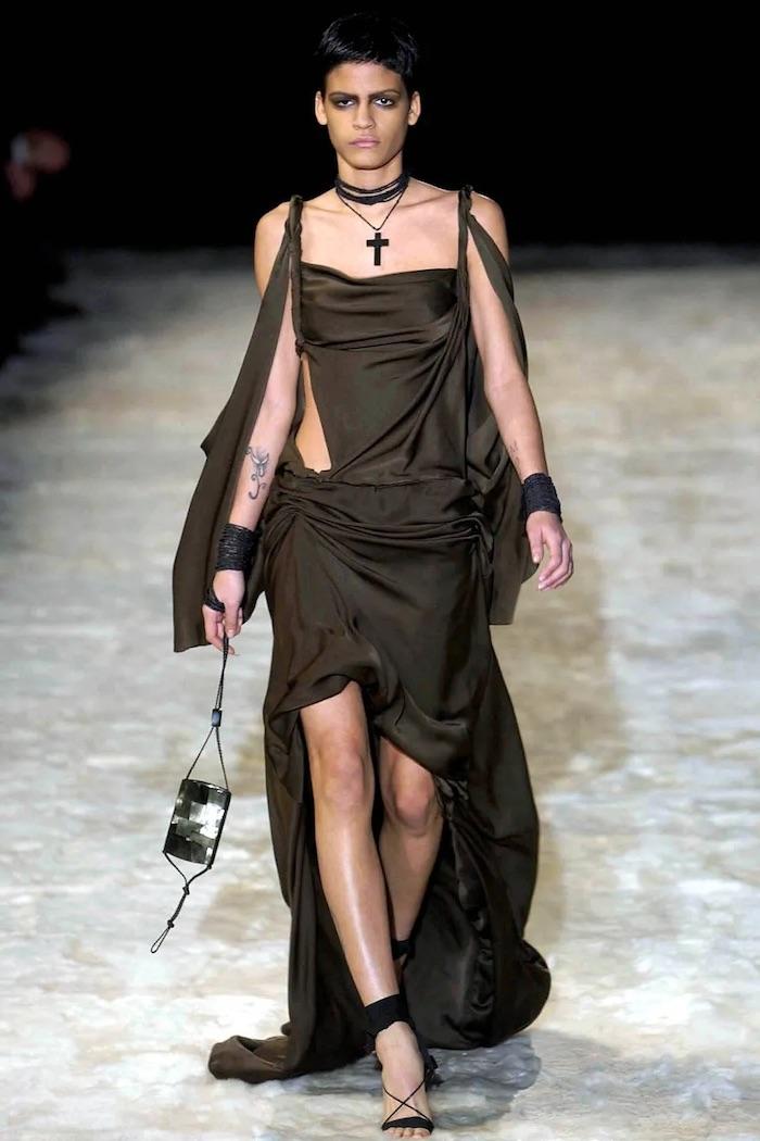 Omahyra Mota for Gucci