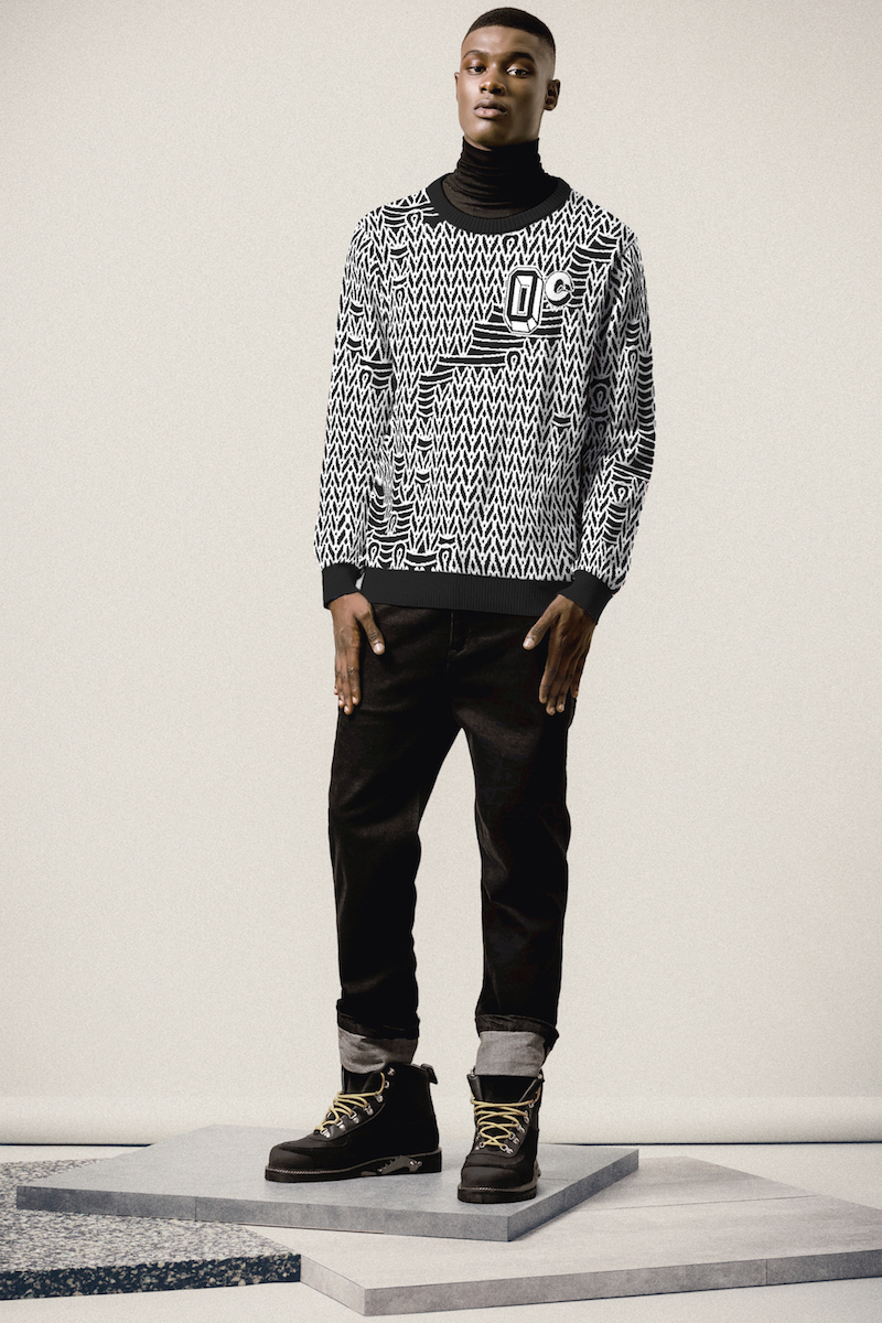 Opening Ceremony x UMD exclusively at Farfetch
