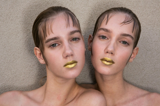 Pat McGrath launches brand with gold pigment 001