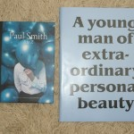 Library Corner: Paul Smith's A-Z and The Picture Of Dorian Gray