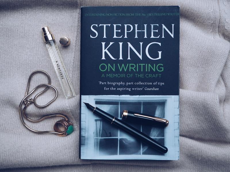 Perfumer H Orange Leaf Stephen King On Writing