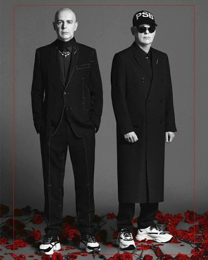 Pet Shop Boys by David Sims