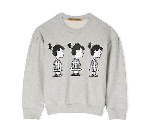 Peter Jensen Peanuts Sweatshirt Very Exclusive