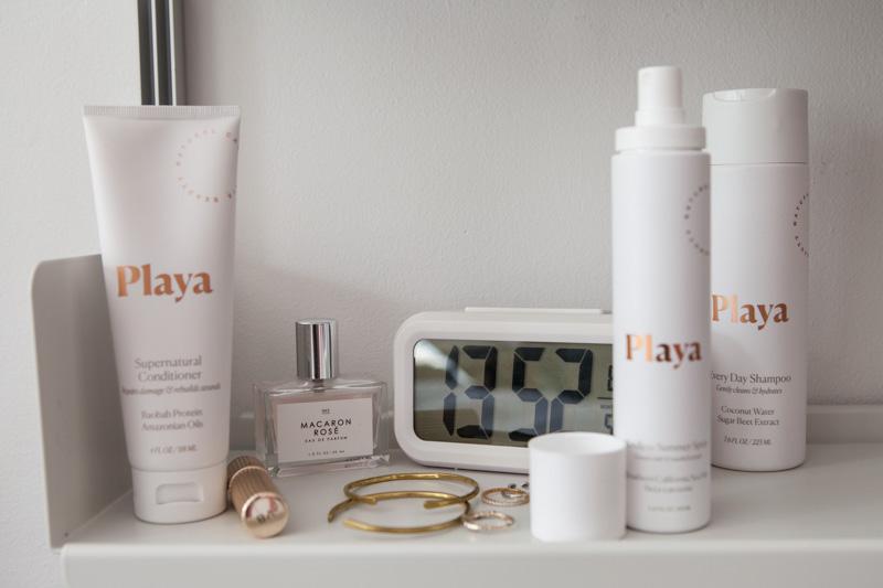 Playa hair care
