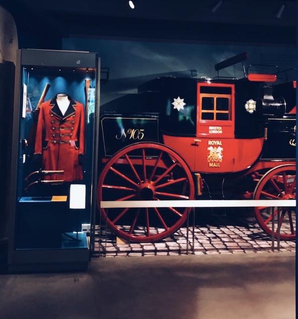 Postal Museum - London