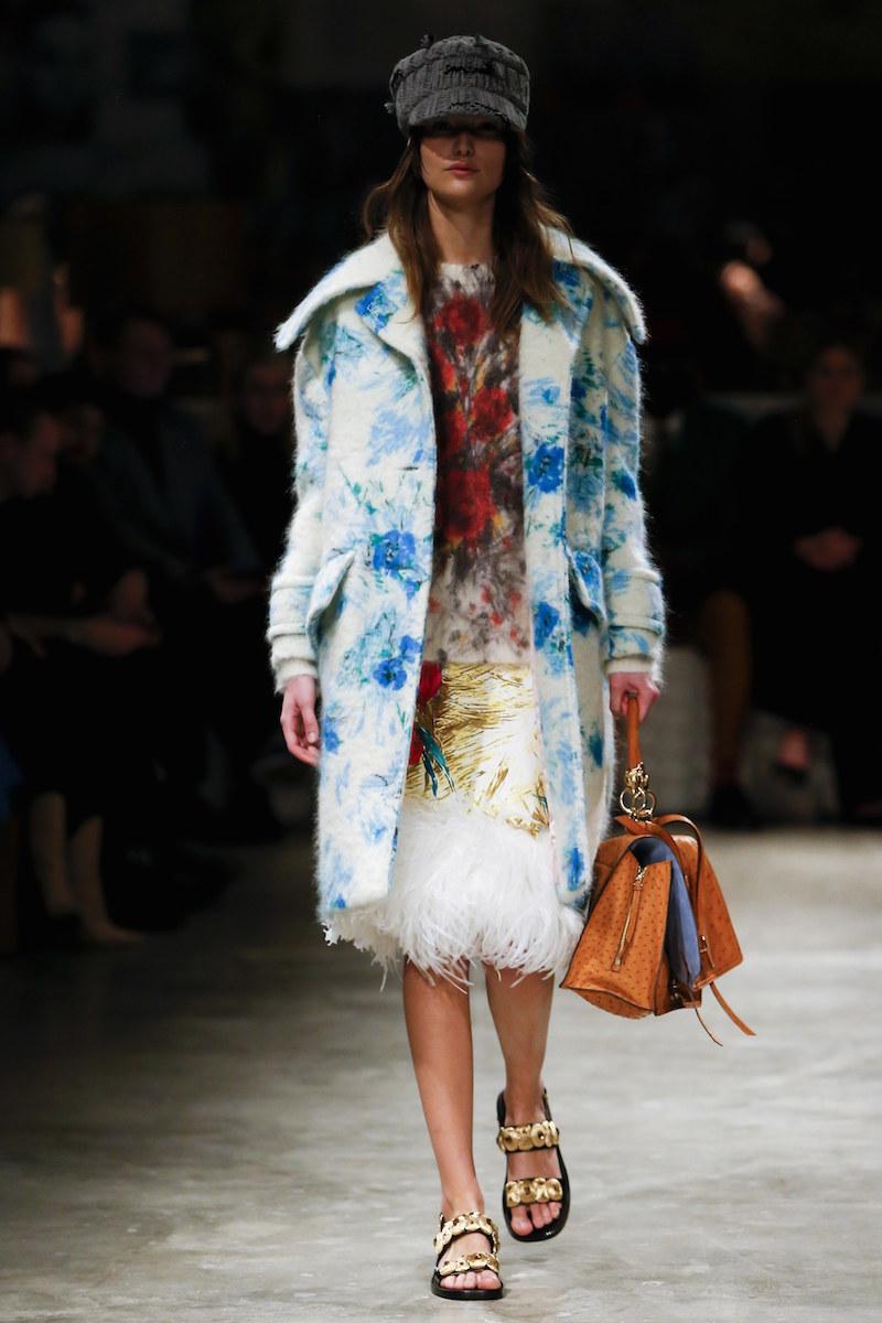 Prada Aw17 womenswear