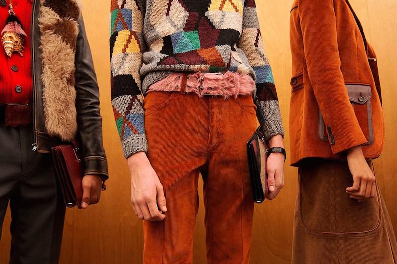 Prada menswear aw17 by Virginia Arcaro