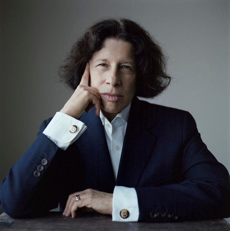 Pretends It's a City New York doc on Netflix with Fran Lebowitz