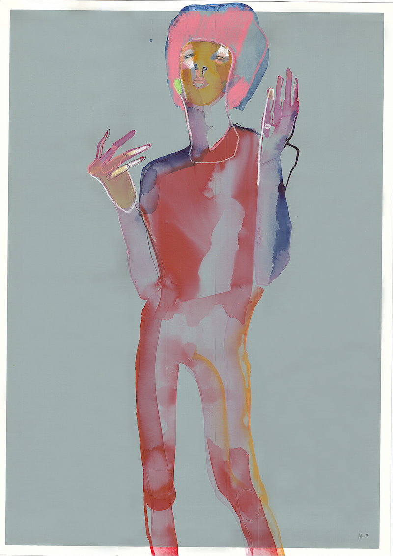 Rob Phillips Fashion illustration Gallery