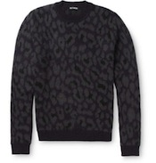 Raf-Simons-Animal-print-sweater
