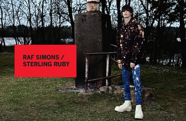 Raf-Simons-Sterling-Ruby-aw14-campaign 2