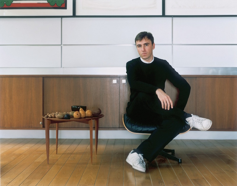 Raf Simons - Image from Interview magazine