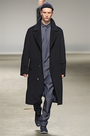 Watch London Collections: MEN – Sibling AW13 video