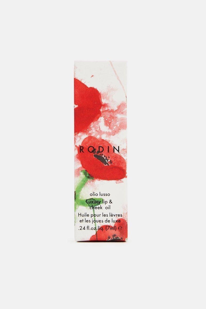Rodin X Vanessa Traina lip oil Narcissus