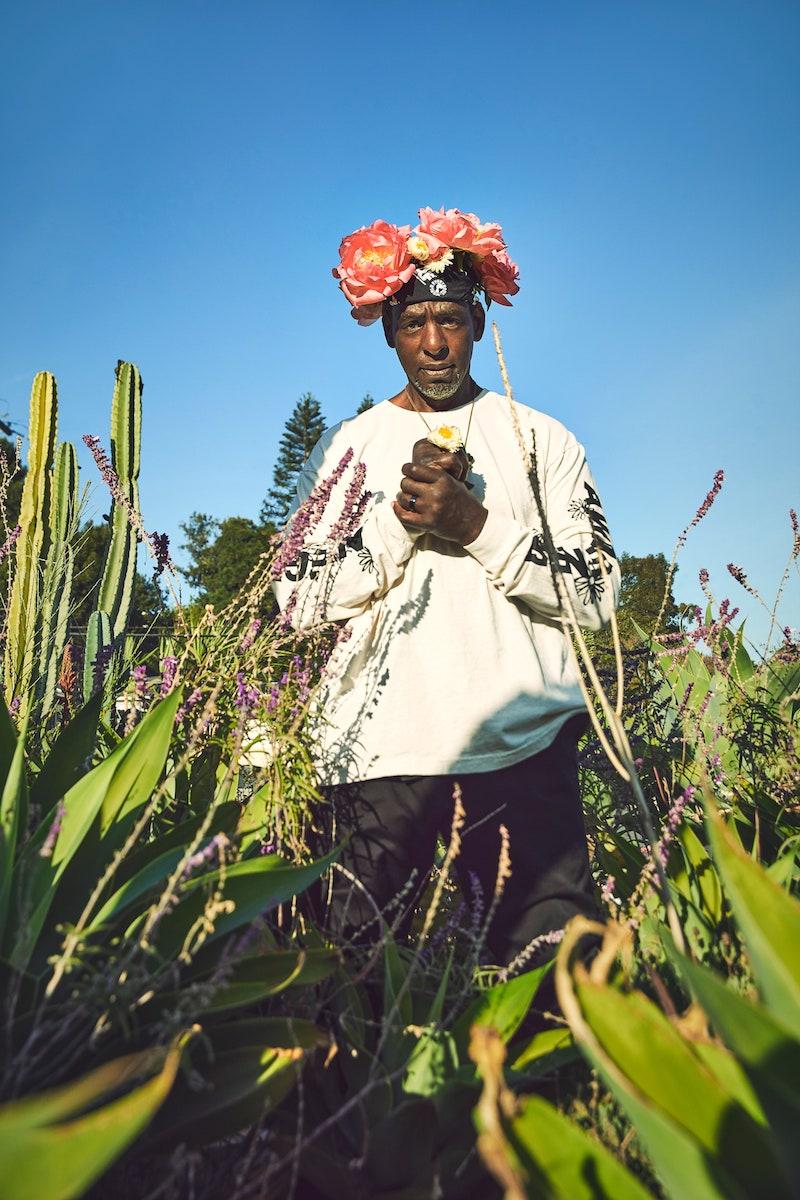 Ron Finley guerilla gardener