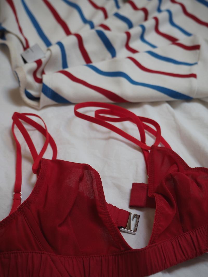 Rossell lingerie ss18
