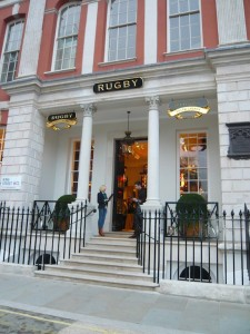 Rugby Ralph Lauren London Covent Garden