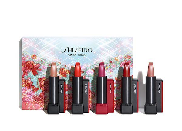 SHISEIDO ModernMatte Powder Lipstick Holiday Mini Lip Bouquet