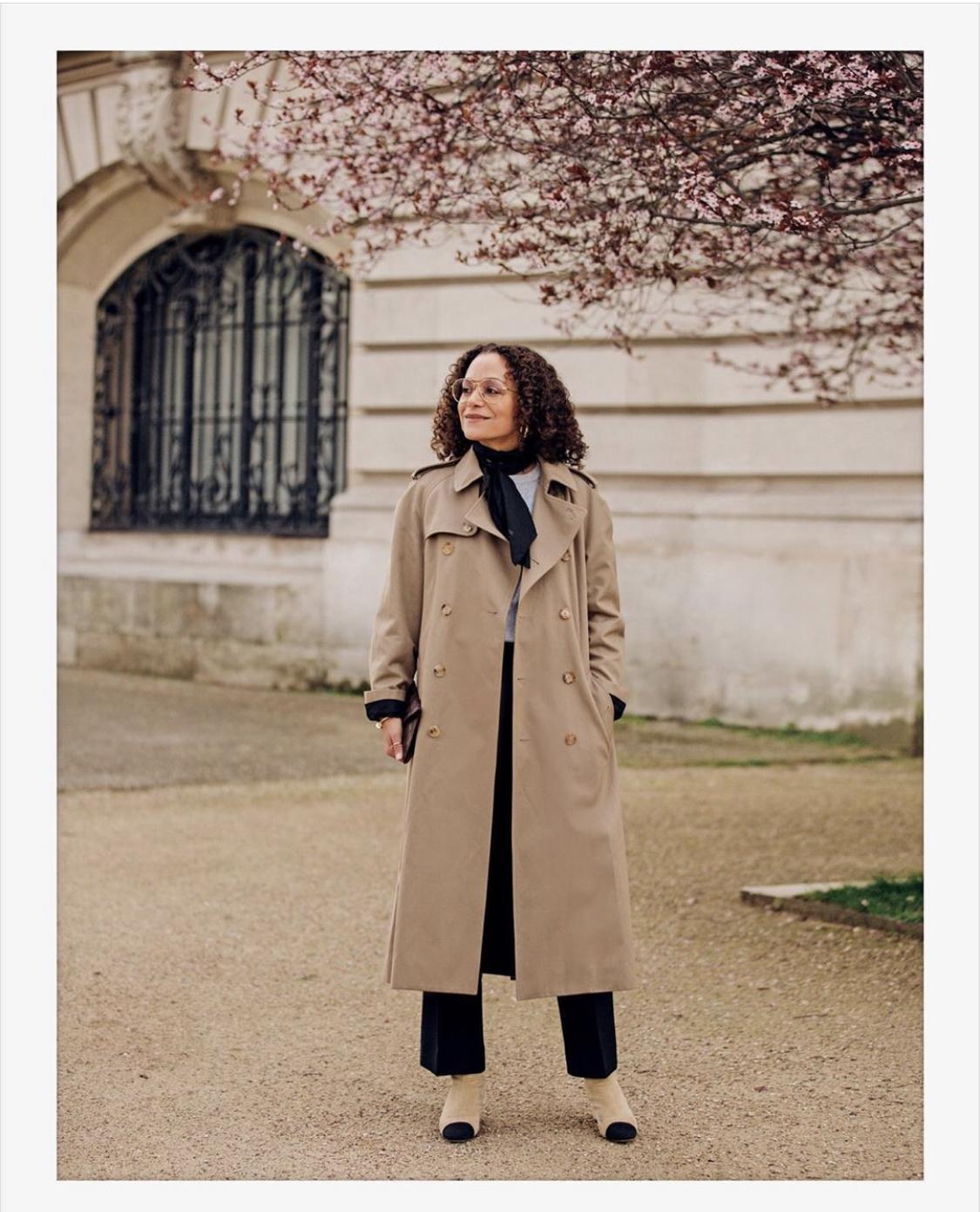 Samira Nasr Editor in Chief Harper's Bazaar U.S.
