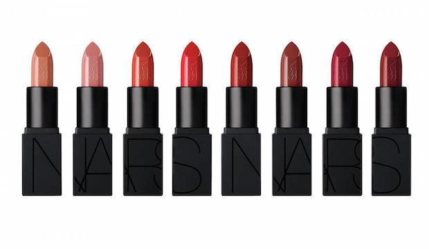 Sarah Moon for NARS Glass Metropolis Mini Audacious Lipstick Coffret
