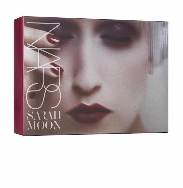 Sarah Moon for Nars Mind Game mini velvet lip coffret