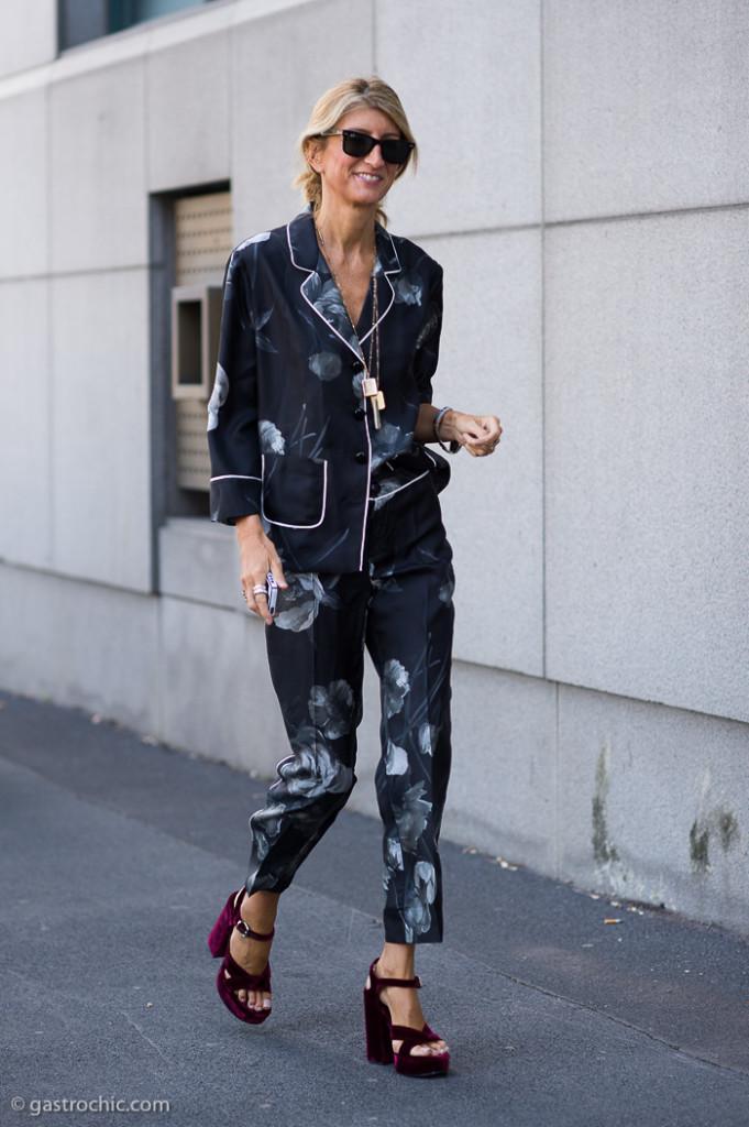 Sarah Rutson wear For Resrless Sleepers pyjamas How to wear pyjamas for day