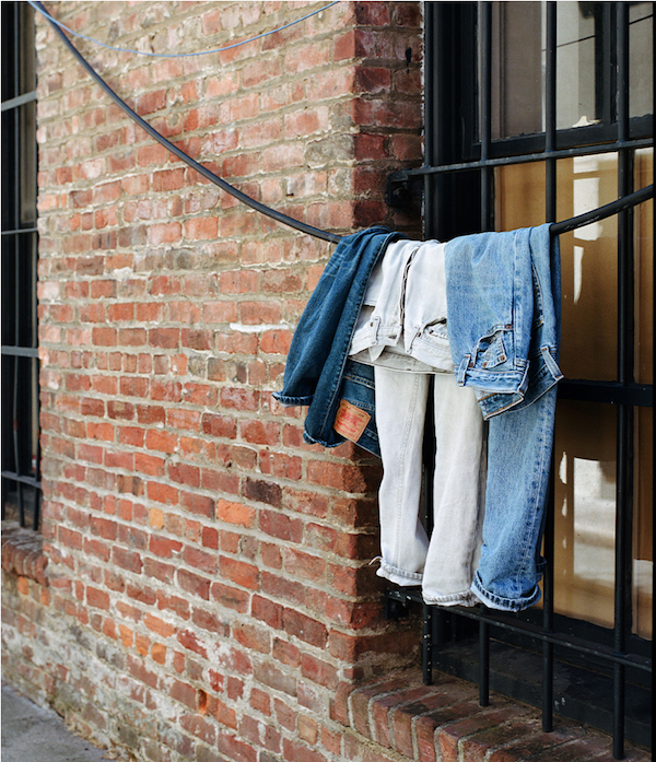 Secondhand Levi's buyback scheme