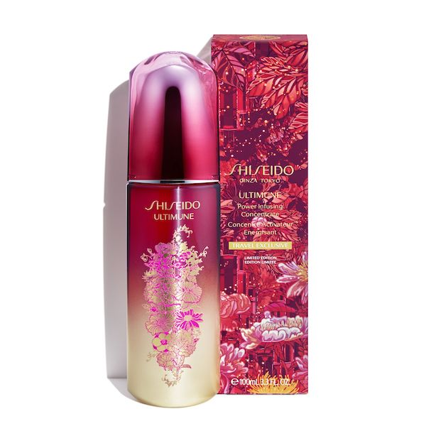 Shiseido Beauty Blossom Ultimune Power Infusing Concentrate