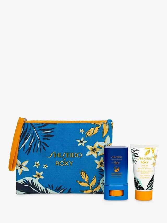 Shiseido x Roxy Suncare Stick Bodycare Gift Set