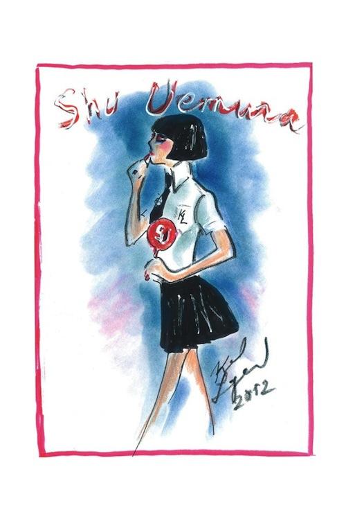 Shu-Uemura-Karl-Lagerfeld