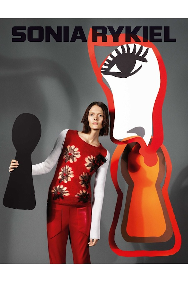 Sonia-Rykiel-AW13-campaign
